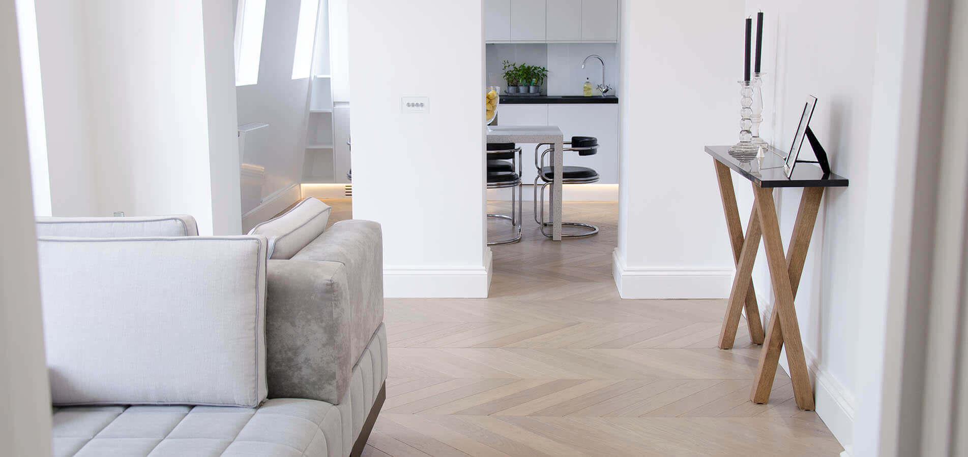 3 Oak - Parquet and Engineered Wood Flooring in London