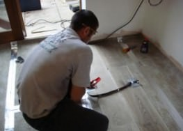 Wood Floor Installation (2)