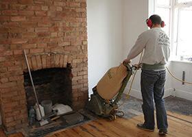 Wood Flooring Sanding