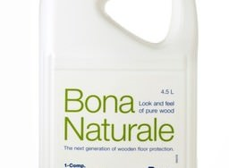 Bona Naturale Water Based Lacquer