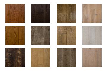 Floor Finish Palette
