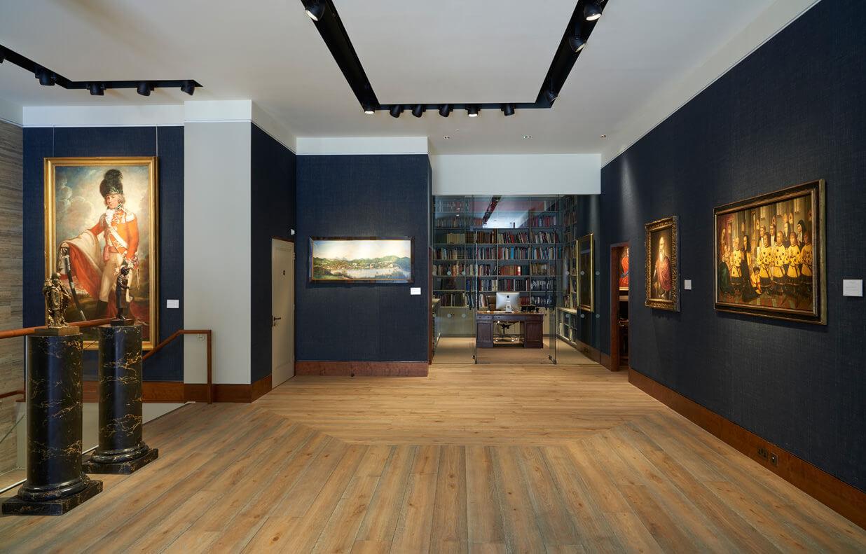 3 Oak Portfolio Philip Mould Art Gallery