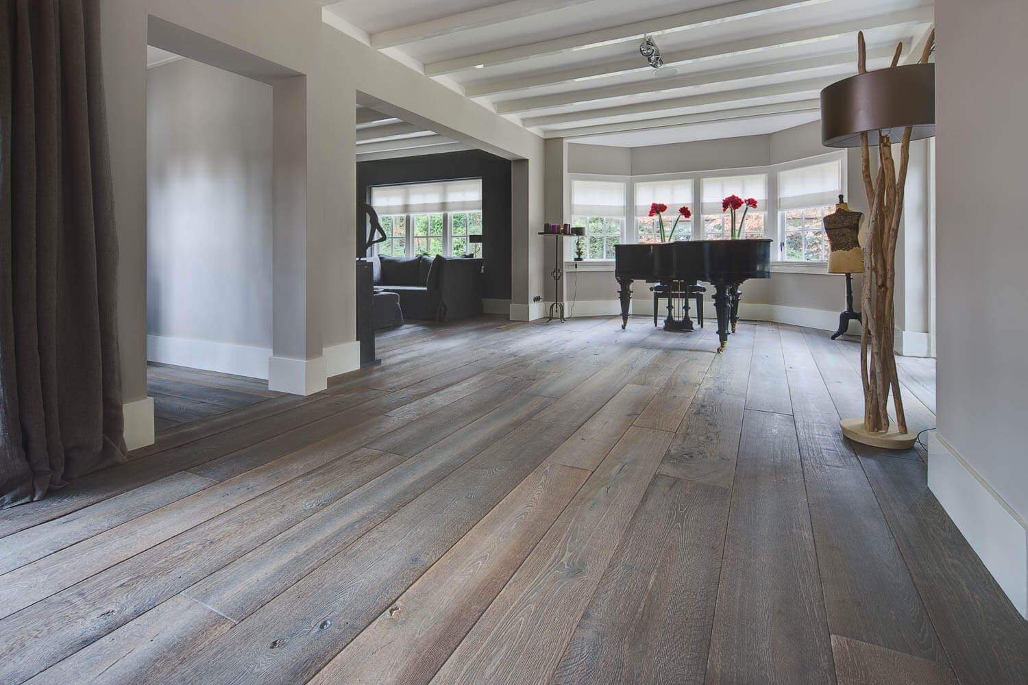 ... 3 Oak Parquet And Engineered Wood Flooring In London Parquet And ...