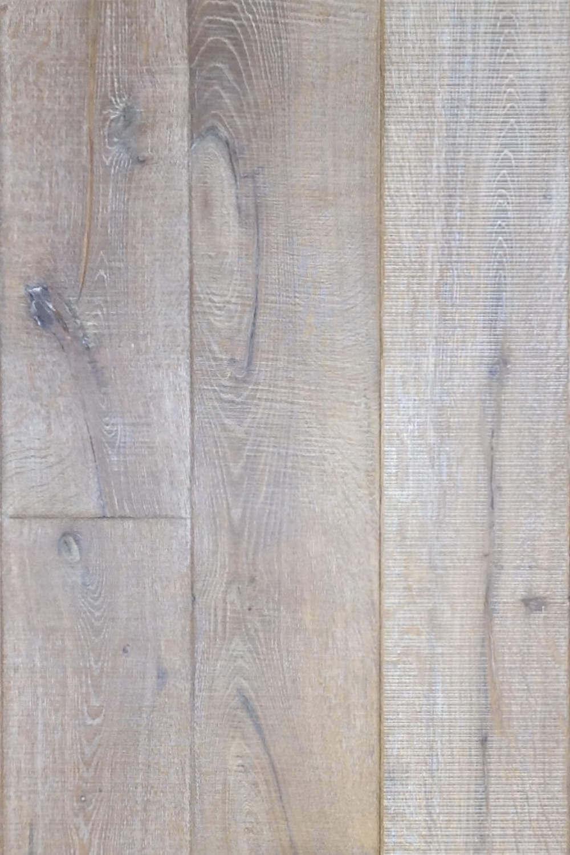 Driftwood White Rough Sawn - Vert
