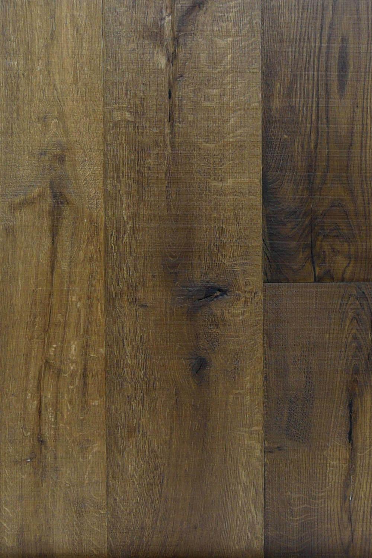 Fired Oak Rough Sawn  - Vert