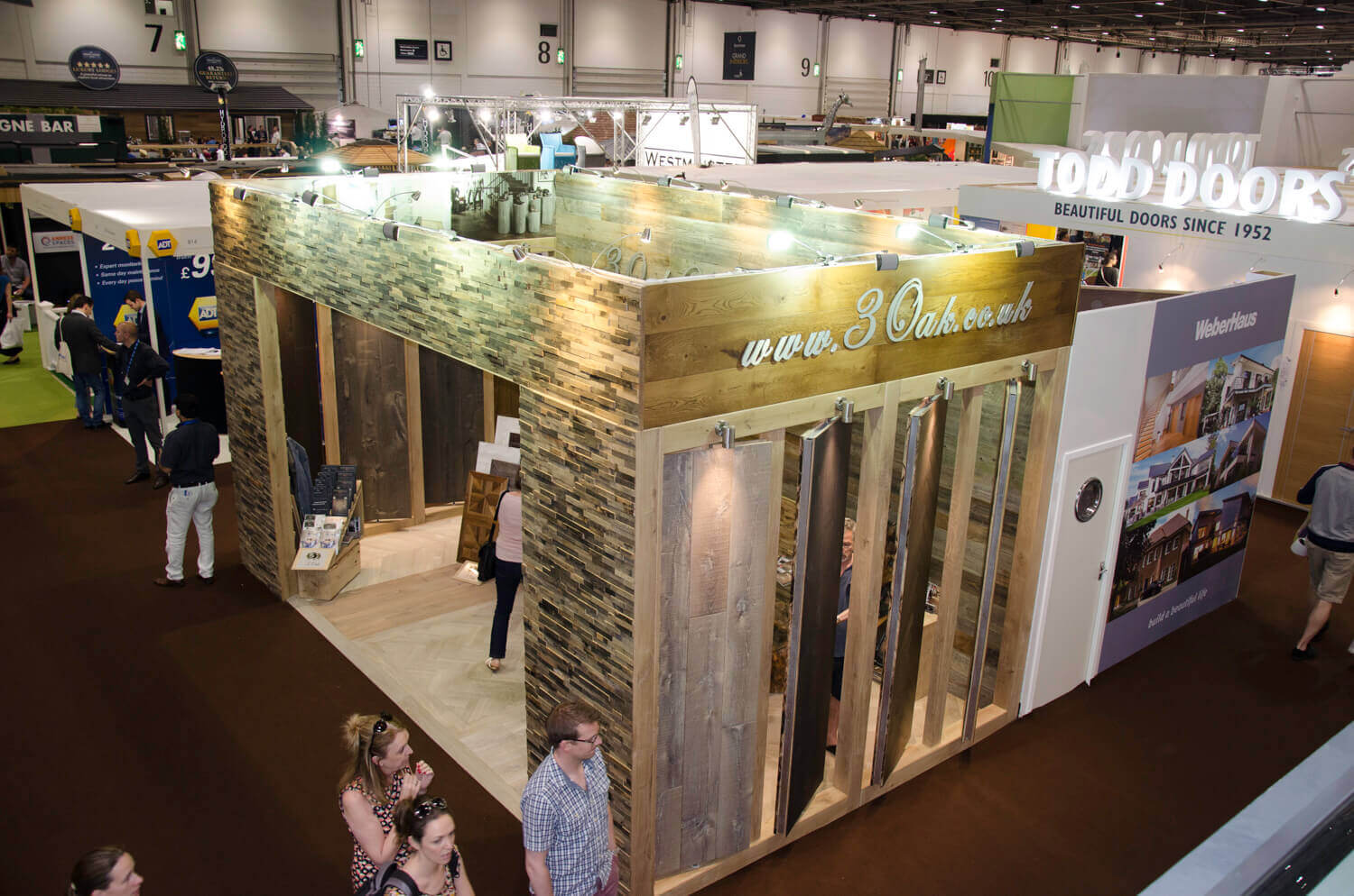 3 Oak News Debut At Grand Designs Live 2016
