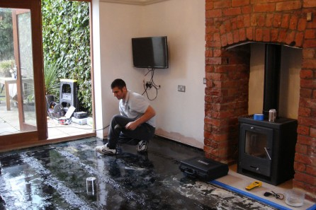 Wood Flooring in Oxfordshire