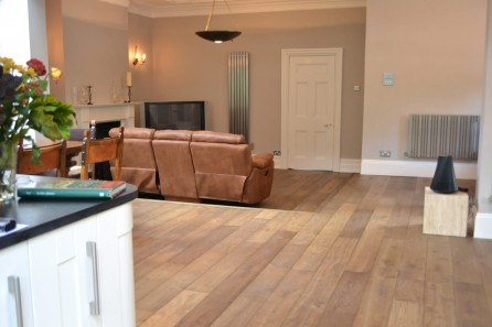 Our Projects – Wood Floors in Ealing