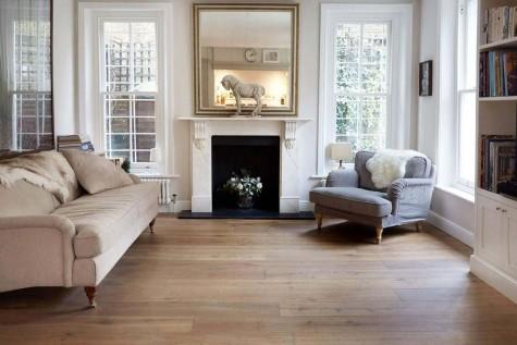 Mid Tone Flooring