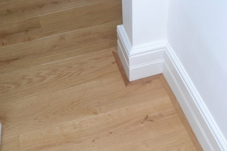 Oakwood Flooring Project in Ealing Common