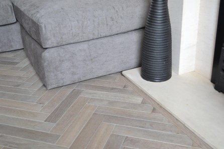Herringbone finish in Watford, Hertfordshire WD17